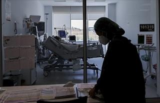 Kovid-19 aşısı olmayanların hastalanma riski 4,5,...