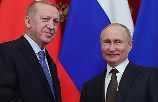 Kremlin: Putin ile Erdoğan Soçi'de ikili ilişkileri...