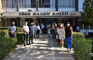 KTOEÖS'den TMK önünde basın açıklaması