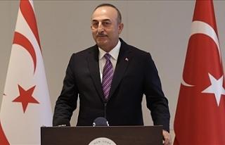 ''Milli davamız Kıbrıs'ı birlikte...