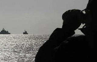 """NAVTEX gerilimi: """"Girersen müdahale edilecek"""""""