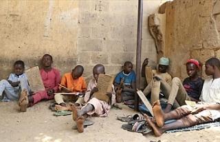 Nijerya'da liseden kaçırılan öğrenci sayısının...