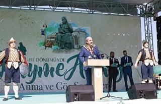 """Tatar: """"Anavatan ile bağlarımızı koparamazlar"""""""