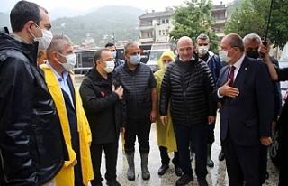 Tatar'dan Kastamonu'nun Bozkurt ilçesine...