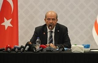 Tatar, gazeteciler ile bir araya geldi