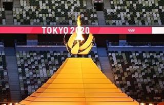 Tokyo Olimpiyatlarında önceden sipariş verilen...