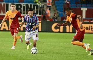 Trabzon'da 4 gol