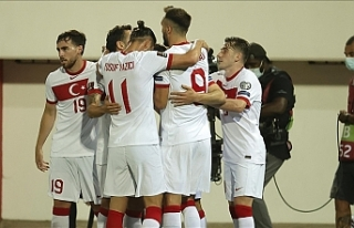 Türkiye A Milli Futbol Takımı, Cebelitarık deplasmanında...