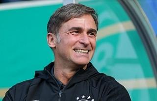 Türkiye A Milli Futbol Takımı'nda Stefan Kuntz...
