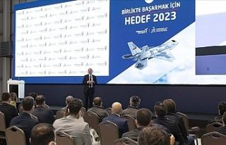 Türkiye'de Milli savaş uçağı için dijital...