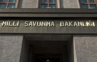 Türkiye Milli Savunma Bakanlığı'ndan adadaki...