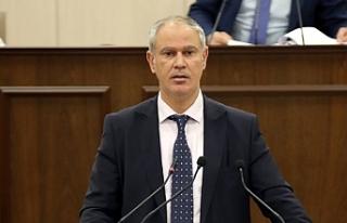 UBP Genel Sekreteri Hasipoğlu'ndan tepki