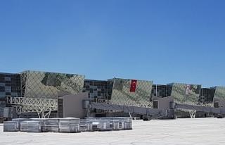 Yeni terminal, 15 Kasım'da açılıyor