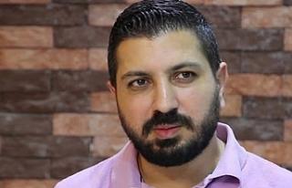 Ali Kişmir, Hırvatistan dönüşü İstanbul Havaalanı'nda...