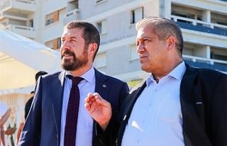 Balıkesir'in Sındırgı Belediyesi'nden Arter'e...