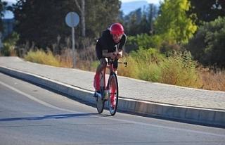 Bisiklette 2021 Master-1 Şampiyonu Buğra
