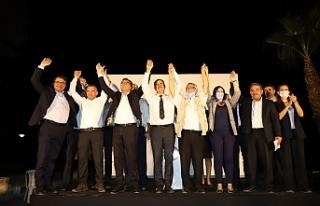 CTP'den Gazimağusa'da aday tanıtımı