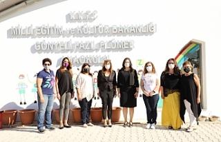 CTP Kadın Örgütü'nün ' Seninle Okula Başlıyorum'...