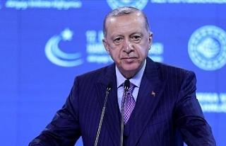 """Erdoğan: """"Önümüzdeki yıl milli elektrikli..."""