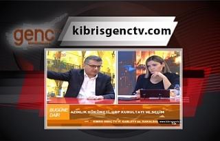 """Erhürman: """"Bu zihniyet, Kıbrıs Türk halkını..."""