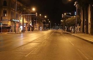 Gece, sokağa çıkma yasağı kalktı