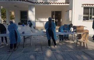 Güneyde grip aşılarına büyük ilgi