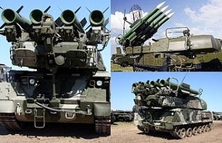 Güneyde silah sistemi ve askerî malzeme alımına...