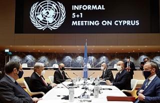 Kıbrıs sorunu, temsilci atanmasına takıldı