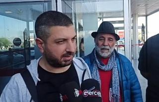 Kişmir'in İstanbul Havalimanı'nda alıkonulması...