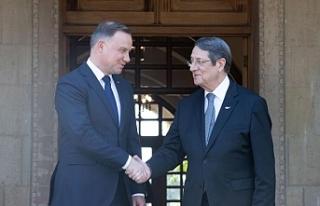 Polonya Cumhurbaşkanı'ndan Kıbrıs sorunu...