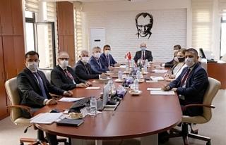Tatar'dan Merkez Bankası'na ziyaret