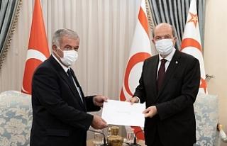 Tatar, Sennaroğlu ve Saner'i kabul etti, açıklamalarda...