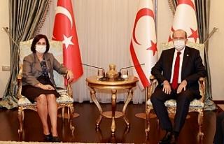Tatar, Taşınmaz Mal Komisyonu Başkanlığı'na...