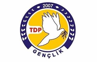 TDP Gençlik Örgütünden açıklama