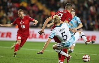 Türkiye A Milli Futbol Takımı, Stefan Kuntz dönemine...