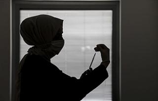 Türkiye Kovid-19'a karşı uygulanan aşı dozu...