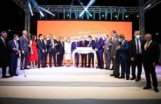 UBP 46'ncı yaşını resepsiyonla kutladı