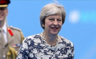 Theresa May'den Tony Blair'e Brexit tepkisi
