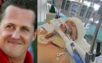 Michael Schumacher'den güzel haber