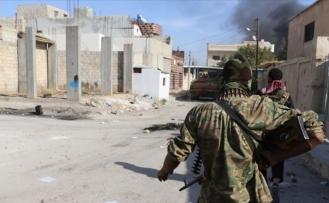 Suriye Milli Ordusu 9 Ekim'den bu yana 144 şehit verdi