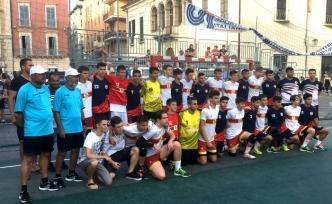 U17 hentbol millileri  İtalya'da boy gösterdi
