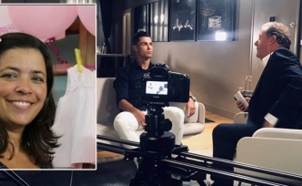 Ronaldo, kendisine hamburger yardımı yapan kadını buldu