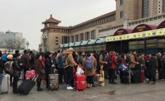 Çinliler 'Bahar Bayramı' için yollarda