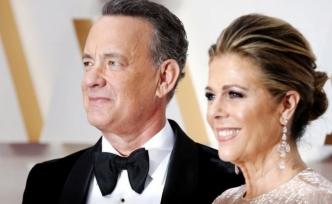 Hollywood yıldızı Tom Hanks'in eşiyle görüşen sunucuya koronavirüs bulaştı