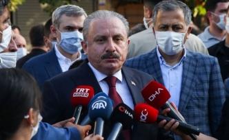 """Şentop: """"Doğu Akdeniz'in güvenliği en başta Türkiye için hayati öneme sahip """""""