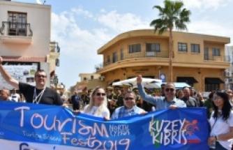 Namık Kemal Meydanı'nda Turizm Şöleni
