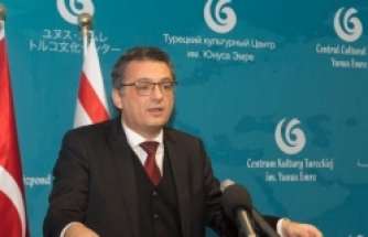 Başbakan Tufan Erhürman, Londra temaslarına başladı