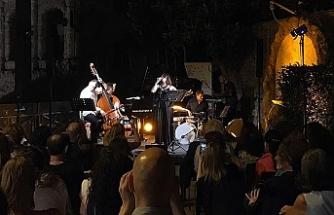 2018 ROMA MÜZİK FESTİVALİNDE PİYANİST RÜYA TANER DE KONSER VERDİ