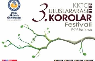 KKTC ULUSLARARASI KOROLAR FESTİVALİ 9-14 TEMMUZ ARASINDA