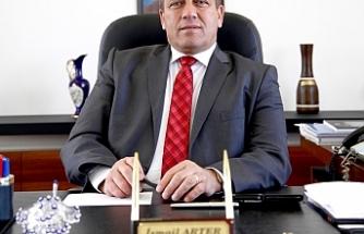 ARTER, 15 AĞUSTOS GAZİMAĞUSA'NIN KURTULUŞU NEDENİYLE MESAJ YAYIMLADI